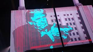 Roger Waters Pigs (Three Different Ones) @ Lyon Halle Tony Garnier 9.05.2018