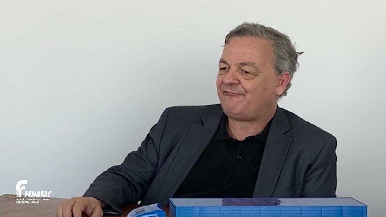 """""""O que vale mais a pena: caminhão elétrico ou a diesel?"""" - Confira na entrevista com Thiago Barsan"""