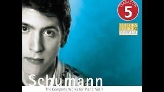 Finghin Collins, Piano - Robert Schumann: Blumenstück, Op. 19