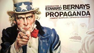introduction edward bernays comment manipuler lopinion en dmocratie