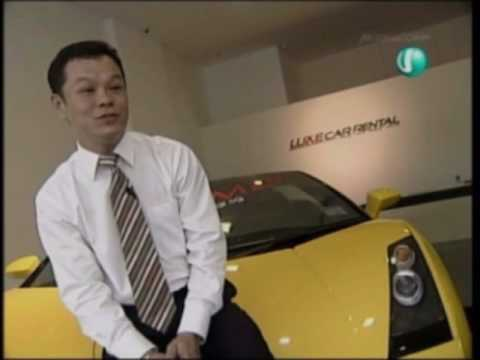 Luxe Car Rental in TV News