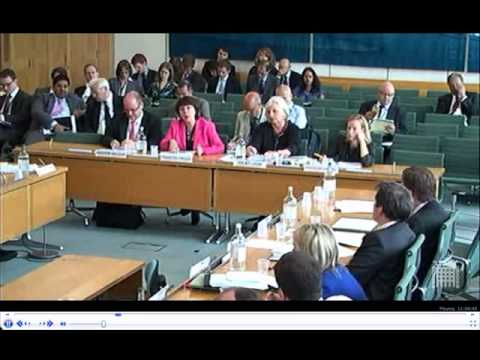 First witness session: LASPO Bill Committee 12th July 2011