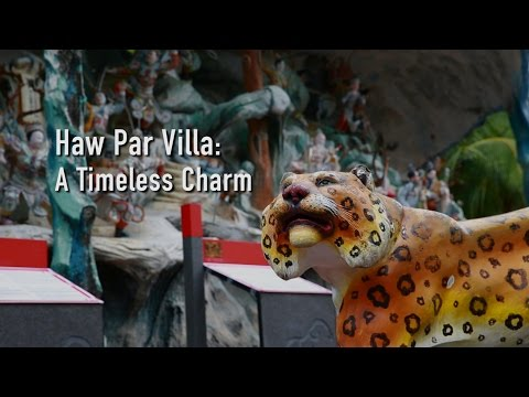 Haw Par Villa: A Timeless Charm | IN FOCUS | Channel NewsAsia Connect