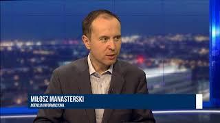 DR. SEBASTIAN GAJEWSKI, MIŁOSZ MANASTERSKI - ZDZICZENIE PROTESTÓW OPOZYCJI TOTALNEJ