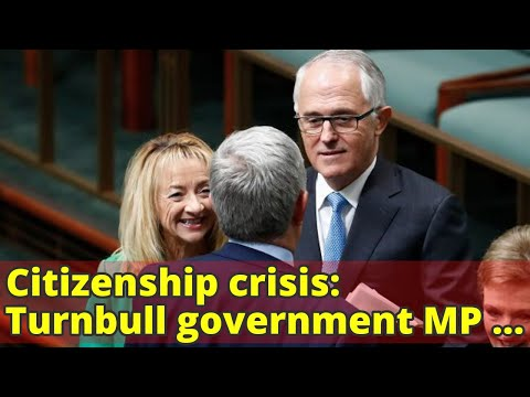 Citizenship crisis: Turnbull government MP Nola Marino may be an Italian citizen by marriage