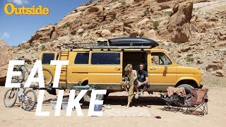 Cooking from Bertha the Van with Brianna Madia | Outside