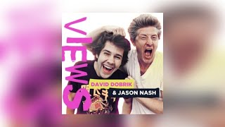 Natalie Caught David Crying (Podcast #129) | VIEWS with David Dobrik & Jason Nash