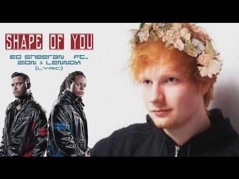 Ed Sheeran - Shape Of You (Latin Remix) Ft Zion & Lennox