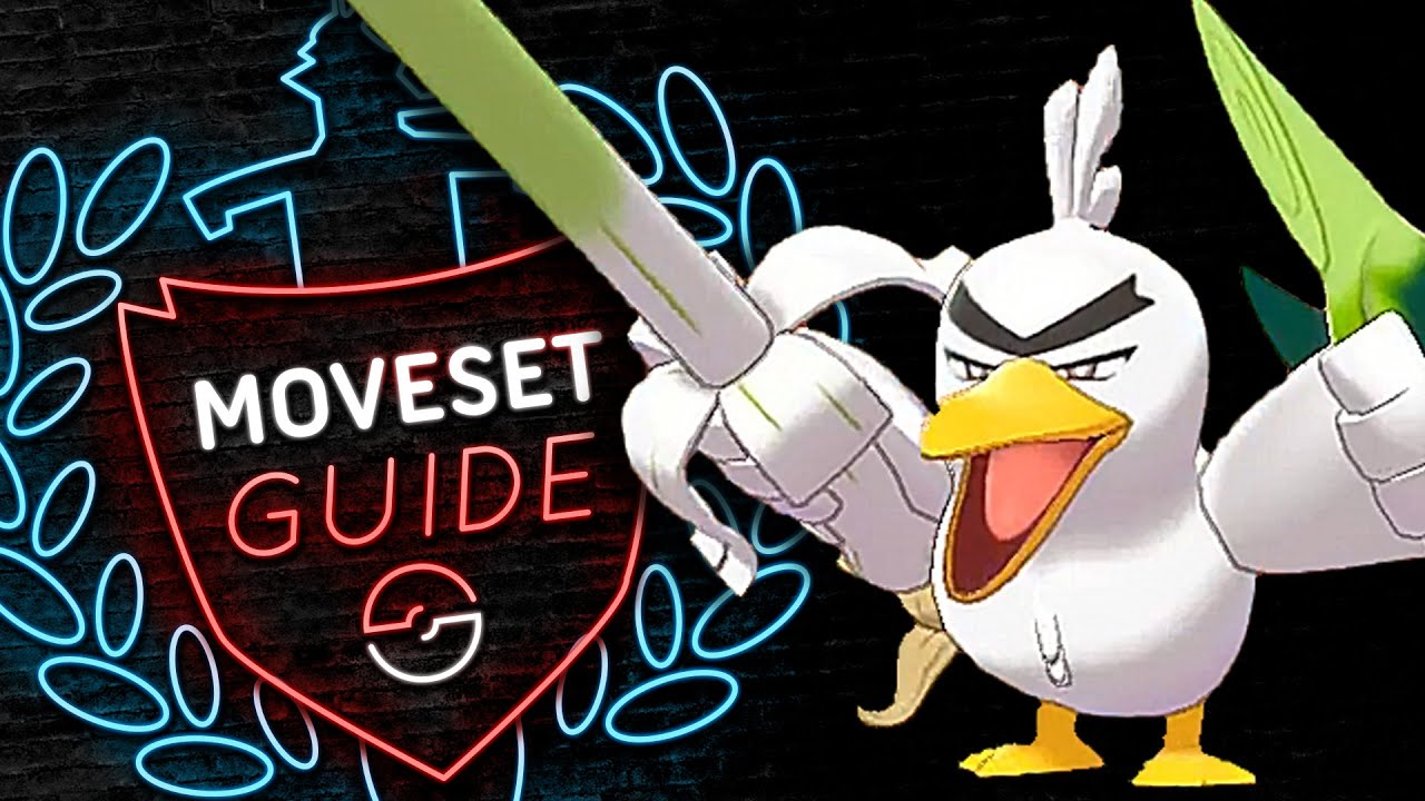 Download How to use SIRFETCH'D! Sirfetch'd Moveset Guide! Pokemon Sword and Shield! ⚔️🛡️