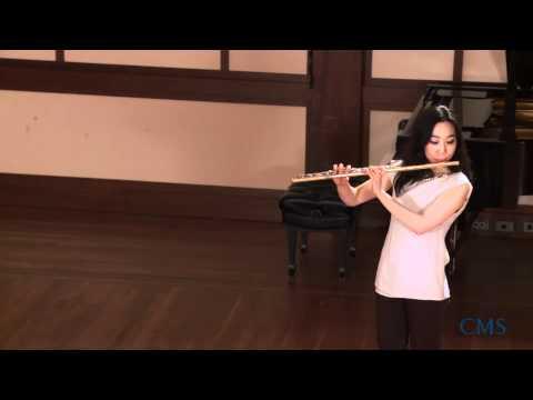 Telemann - Flute Fantasie No.11 in G Major - CMS