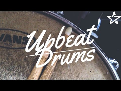 Upbeat Drums  Background Music For s