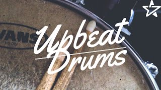 ✅ Upbeat Drums | Background Music For Videos