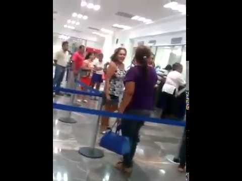 Mexican Bank Fight