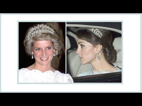 Kate Middleton : Son hommage émouvant à Lady Diana