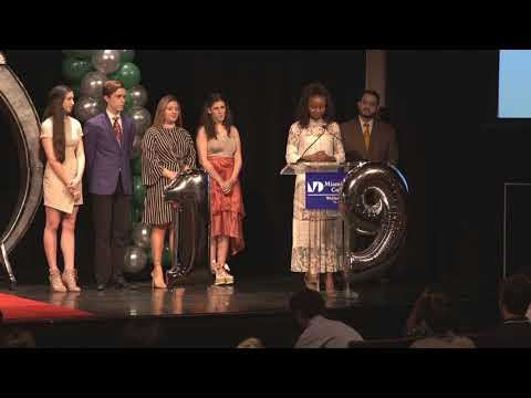 New World School of the Arts 2019 Ring Ceremony