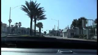 Daytona Beach (drive down the main drag)