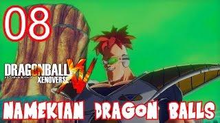 Dragon ball xenoverse parallel quest 08 namekian dragon balls - z-rank, all objectives