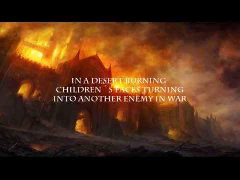 Xandria - Nightfall (lyrics)