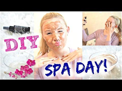 DIY SPA / BEAUTY DAY für zu HAUSE! - Masken, Peelings & MEHR!