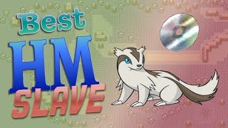 Who is the Best HM Slave in Pokémon?