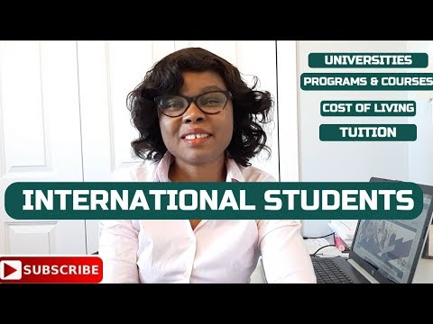 Tuition And Cost Of Living For International Students In Canada