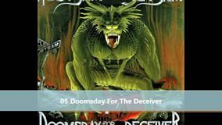 Flotsam and Jetsam   Doomsday for the deceiver full album 1986 + 1 bonus song