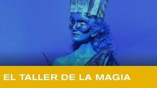 La Sastrería del Teatro Real: El taller de la magia