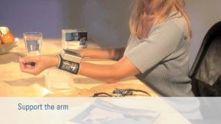 microlife bp w100 how to measure your blood pressure at home correctly