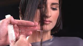 Round Line: Haircut and Color Tutorial - EIMI Cut Craft