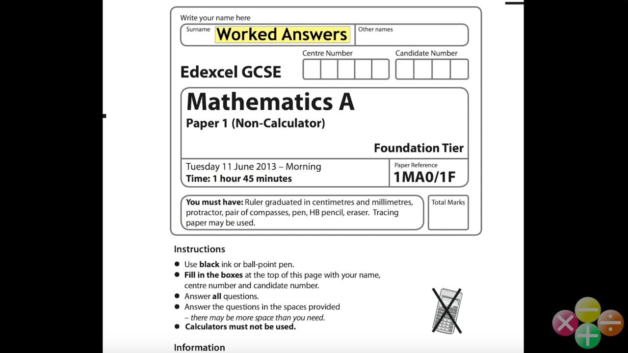 edexcel gcse mathematics b past papers Maxpaperscom all types of past papers and notes home  home » syllabus material » mathematics b edexcel o level  7361_mathematics b question paper 1 jan.