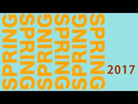 трейлер 2017 - Spring 2017 Catalog Preview