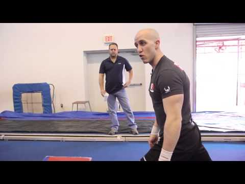 CrossFit - Learning A Cartwheel