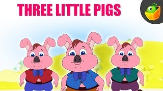 Three Little Pigs | Fairy Tales | Tamil Stories for Kids