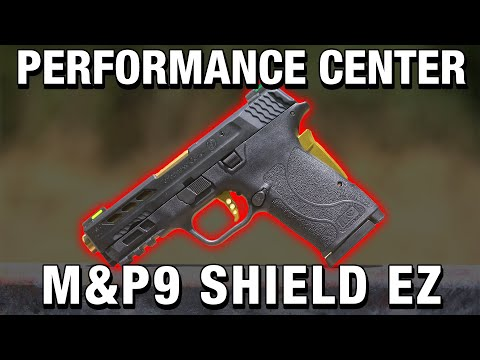 Worth The Extra Money? | S&W Shield 9 EZ Performance Center Review!