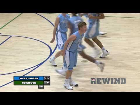 High School Rewind - West Jordan @ Syracuse (Boys Basketball) {12-22-16}