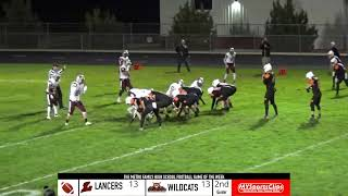 My Sports Clips Lances vs. Wildcats