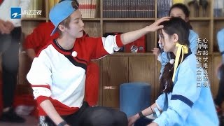 LuHan and Dilireba have a crush on each other? Do you like this couple?