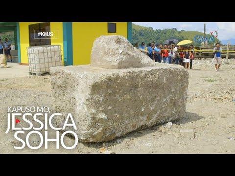 Kapuso Mo, Jessica Soho: Misteryosong bato, nahukay sa Romblon!