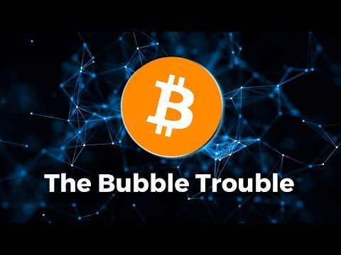 The Bubble Trouble: Future Of Bitcoins In India