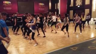 Now that I can dance -  Colada Bangkok 2017 - Workshop with Alafia