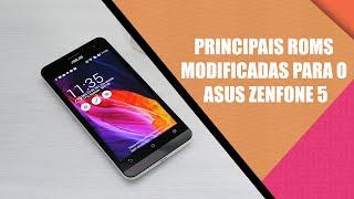 Principais ROMs para Asus Zenfone 5