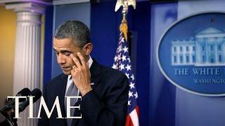 10 Days That Define the Obama Presidency: Sandy Hook | TIME
