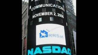 NASDAQ welcomes RRSAT