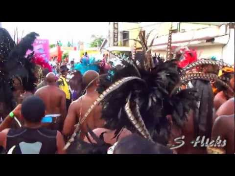 Trinidad Carnival 2012 - Spice Carnival Tuesday On De Road