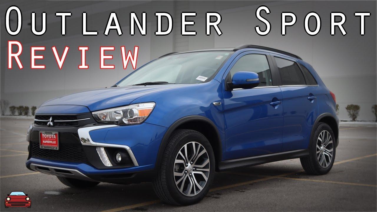 2018 Mitsubishi Outlander Sport Review