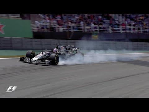 2017 Brazil Grand Prix: FP2 Highlights