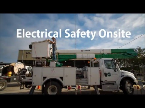 Electrical Safety Onsite Testing - Bucket Truck Testing, Insulated Rubber Equipment, Tool Repair