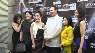 4th Kayamanan ng Bayan on New York Street at CBS Studio Center by Boy Lizaso - Red Carpet Arrivals