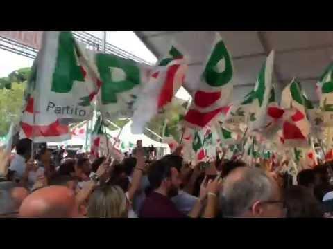 Intervento di Matteo Renzi