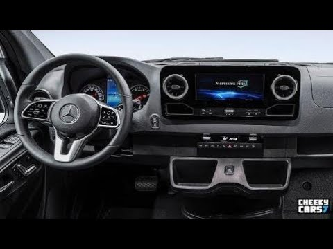 all new mercedes benz sprinter 2018 interior car review 2018 youtube. Black Bedroom Furniture Sets. Home Design Ideas